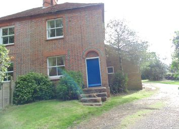 Thumbnail 3 bed semi-detached house to rent in Reading Road, Rotherwick, Hook