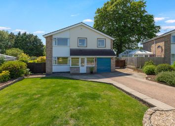 Thumbnail 4 bedroom detached house for sale in Clyst St Mary, Exeter, Devon