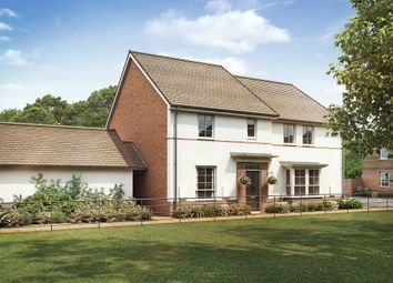 "Thumbnail 3 bed semi-detached house for sale in ""Ashworth"" at Hamble Lane, Bursledon, Southampton"