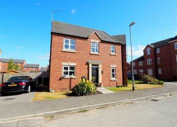 Thumbnail 3 bedroom semi-detached house for sale in Bellamy Drive, Kirkby-In-Ashfield, Nottinghamshire