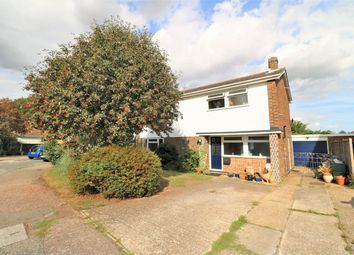 Thumbnail 4 bed detached house for sale in Laburnum Close, Great Bentley, Colchester, Essex