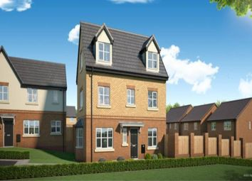 Thumbnail 4 bed detached house for sale in The Overton Whalleys Road, Skelmersdale
