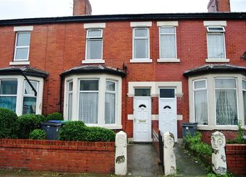 Thumbnail 3 bed terraced house for sale in Victory Road, Blackpool