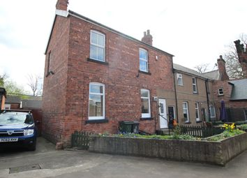Thumbnail 2 bed end terrace house for sale in King Street, Thorne, Doncaster