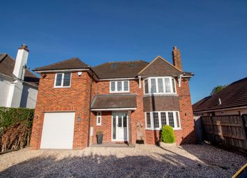 Thumbnail 5 bed detached house for sale in Park Lane, Old Basing, Basingstoke
