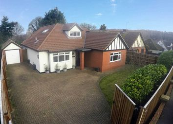 Thumbnail 4 bed detached bungalow for sale in Foxhall Road, Ipswich
