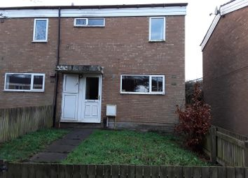 Thumbnail 3 bed terraced house for sale in Weybridge, Madeley, Telford