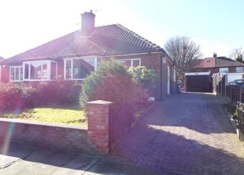 Thumbnail 2 bedroom bungalow for sale in Hollinswood Road, The Haulgh, Bolton, Greater Manchester