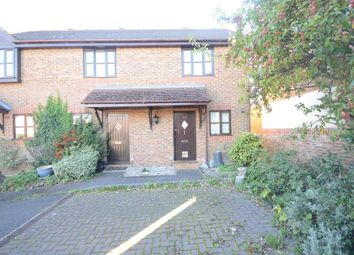 Thumbnail 2 bedroom end terrace house to rent in Coleridge Close, Twyford, Reading