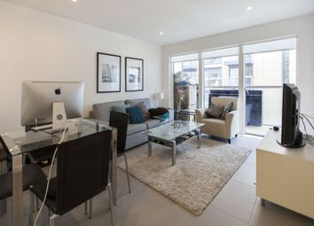 Thumbnail 1 bed flat to rent in Dance Square, Central Street, London