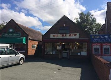 Thumbnail Commercial property for sale in The Tile Shop, 123, Monkmoor Road, Shrewsbury, Shropshire