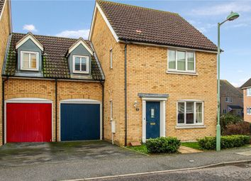 4 bed link-detached house for sale in Sheerwater Way, Stowmarket IP14