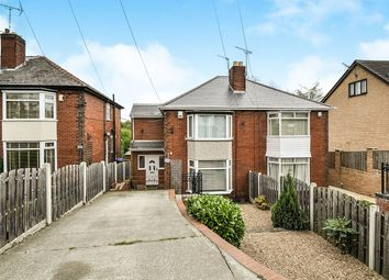 Thumbnail 3 bed semi-detached house for sale in High Greave, Sheffield