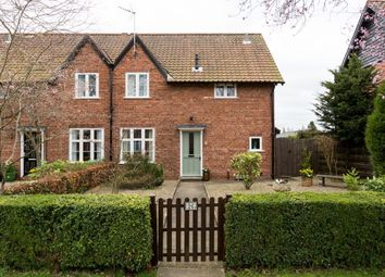 Thumbnail 3 bedroom semi-detached house for sale in Chestnut Grove, New Earswick, York