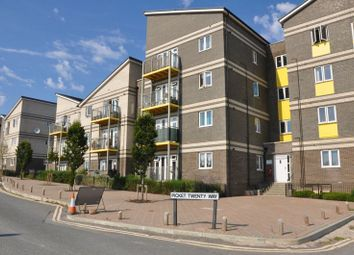 Thumbnail 2 bed flat for sale in Saddle Way, Andover