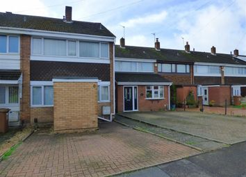 Thumbnail 3 bed end terrace house for sale in The Hayes, Willenhall, West Midlands