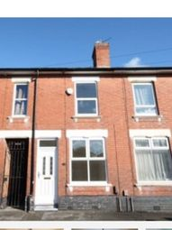 Thumbnail 2 bed terraced house to rent in Birdwood Street, Derby