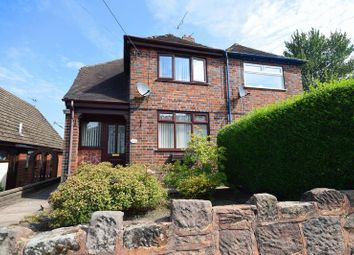 Thumbnail 2 bed semi-detached house for sale in Wilding Road, Stoke-On-Trent