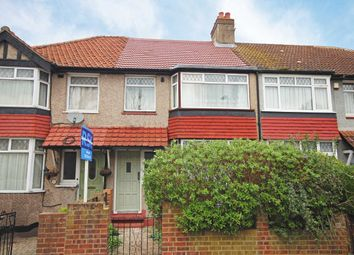 Thumbnail 3 bed terraced house for sale in Studland Road, London