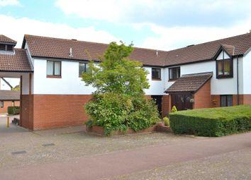 Thumbnail 2 bed flat for sale in Blackwood Crescent, Blue Bridge, Milton Keynes