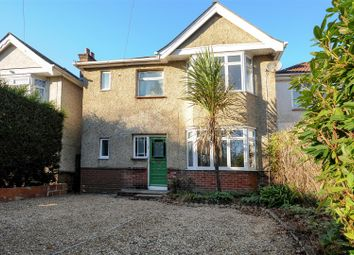 Thumbnail 4 bedroom detached house for sale in Peartree Avenue, Southampton