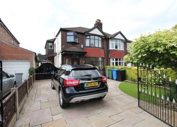 Thumbnail 3 bed semi-detached house to rent in Bloomsbury Lane, Timperley, Altrincham