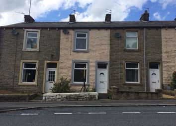 Thumbnail 2 bed terraced house to rent in Station Road, Huncoat, Accrington