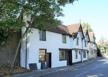 Thumbnail 3 bed semi-detached house for sale in The Street, Shalford, Guildford