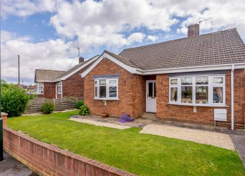 Thumbnail 3 bed detached bungalow for sale in Derwent Drive, Humberston, Grimsby
