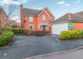 Thumbnail 4 bed detached house for sale in Latchford Lane, Shrewsbury