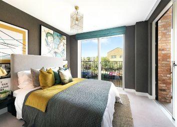 Thumbnail 1 bed flat for sale in Grovelea, Fish Island, Hackney