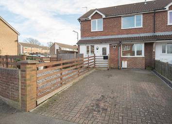 Thumbnail 2 bed terraced house for sale in Brambledown, Folkestone, Kent