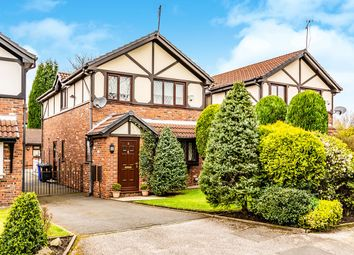 3 bed detached house for sale in Fairway Court, Denton, Manchester M34