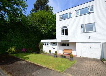 Thumbnail 4 bed end terrace house for sale in Warren Wey, Weybridge