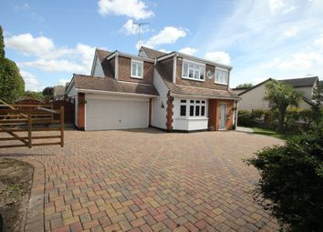 Thumbnail 3 bed detached house for sale in Hawkwell Park Drive, Hockley