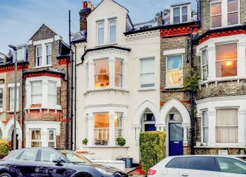 Thumbnail 3 bed flat for sale in Leathwaite Road, London