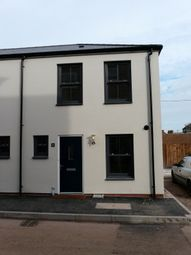 Thumbnail 2 bed semi-detached house to rent in Gilbert Mews, Tiverton