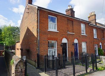 Thumbnail 3 bed end terrace house for sale in Trevor Road, Hitchin