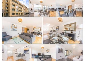 Thumbnail 3 bed flat to rent in Woodfield Place, London