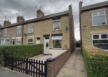 Thumbnail 2 bed property for sale in New Road, Woodston, Peterborough