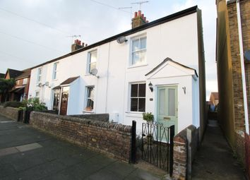 Thumbnail 2 bed terraced house to rent in Church Lane, Deal