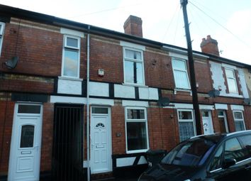 Thumbnail 2 bed property to rent in Belvoir Street, New Normanton, Derby