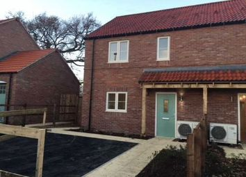 Thumbnail 3 bed semi-detached house for sale in Moorfields, Bedale, North Yorkshire