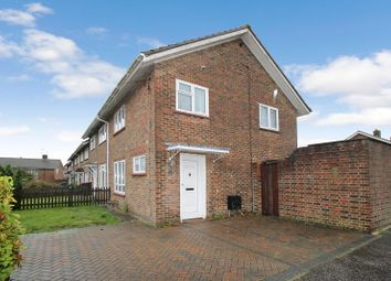Thumbnail 2 bed end terrace house to rent in Three Bridges, Crawley, West Sussex.