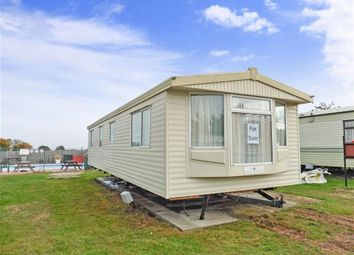 Thumbnail 3 bedroom mobile/park home for sale in Plough Road, Minster On Sea, Kent
