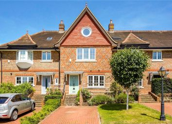 Thumbnail 4 bed terraced house for sale in St. Pauls Mews, Dorking, Surrey