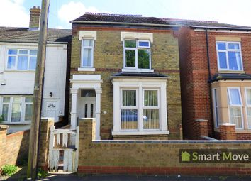 Thumbnail 4 bed detached house for sale in St. Pauls Road, Peterborough, Cambridgeshire.