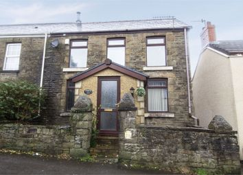 Thumbnail 3 bed semi-detached house for sale in Nicholas Road, Glais, Swansea, West Glamorgan