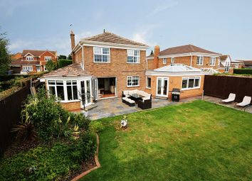 Thumbnail 5 bed detached house for sale in Highcroft, Cherry Burton, Beverley