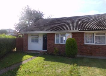 Thumbnail 2 bed bungalow for sale in Carroll Close, Newport Pagnell, Buckinghamshire